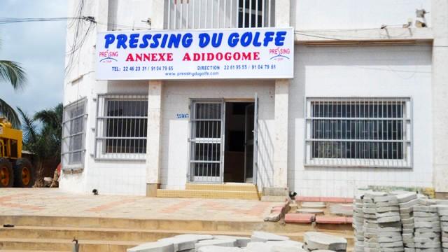 PRESSING DU GOLFE – GABON