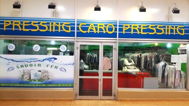 PRESSING CARO – GABON