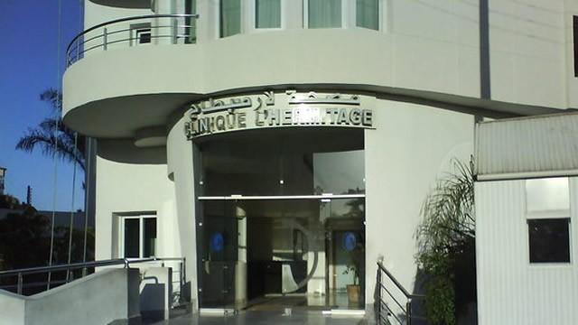 CLINIQUE L'HERMITAGE – CASABLANCA